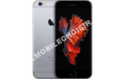 mobile apple iphone 6s 64 go gris sid ral reconditn garantie 1 an au mei. Black Bedroom Furniture Sets. Home Design Ideas