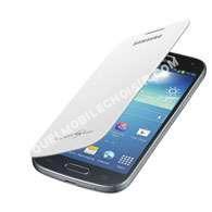 Accessoires<br/> mobile Etui Galaxy S4 Folio Blanc
