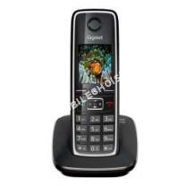 Téléphonie fixe  C530 Noir