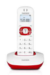 Mobile seul  TH 501 Rouge